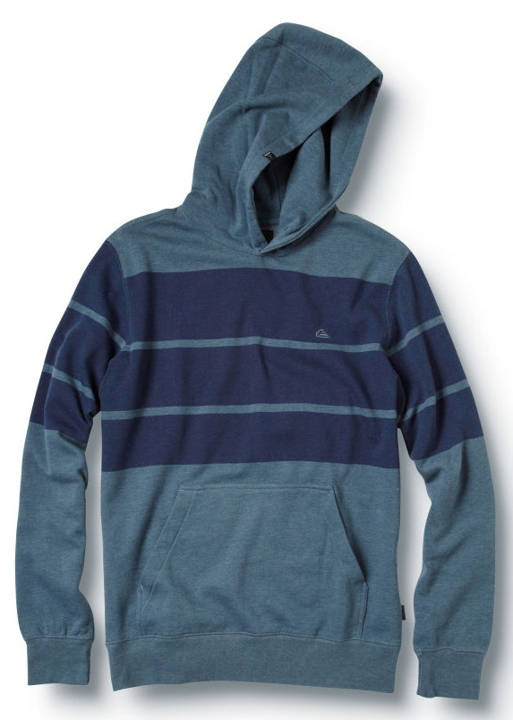 Surf Striped hooded sweatshirts are to our generation what fig leaves were to Adam and Eve... better get yours now! - $34.95