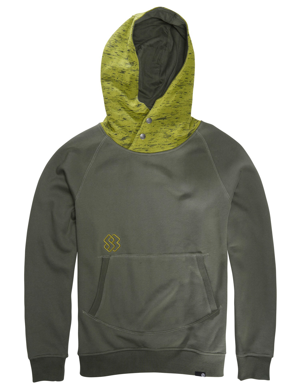 Pullover hoodie with scarf style hoodKey Features of the Special Blend James Pullover Hoodie: - $22.36