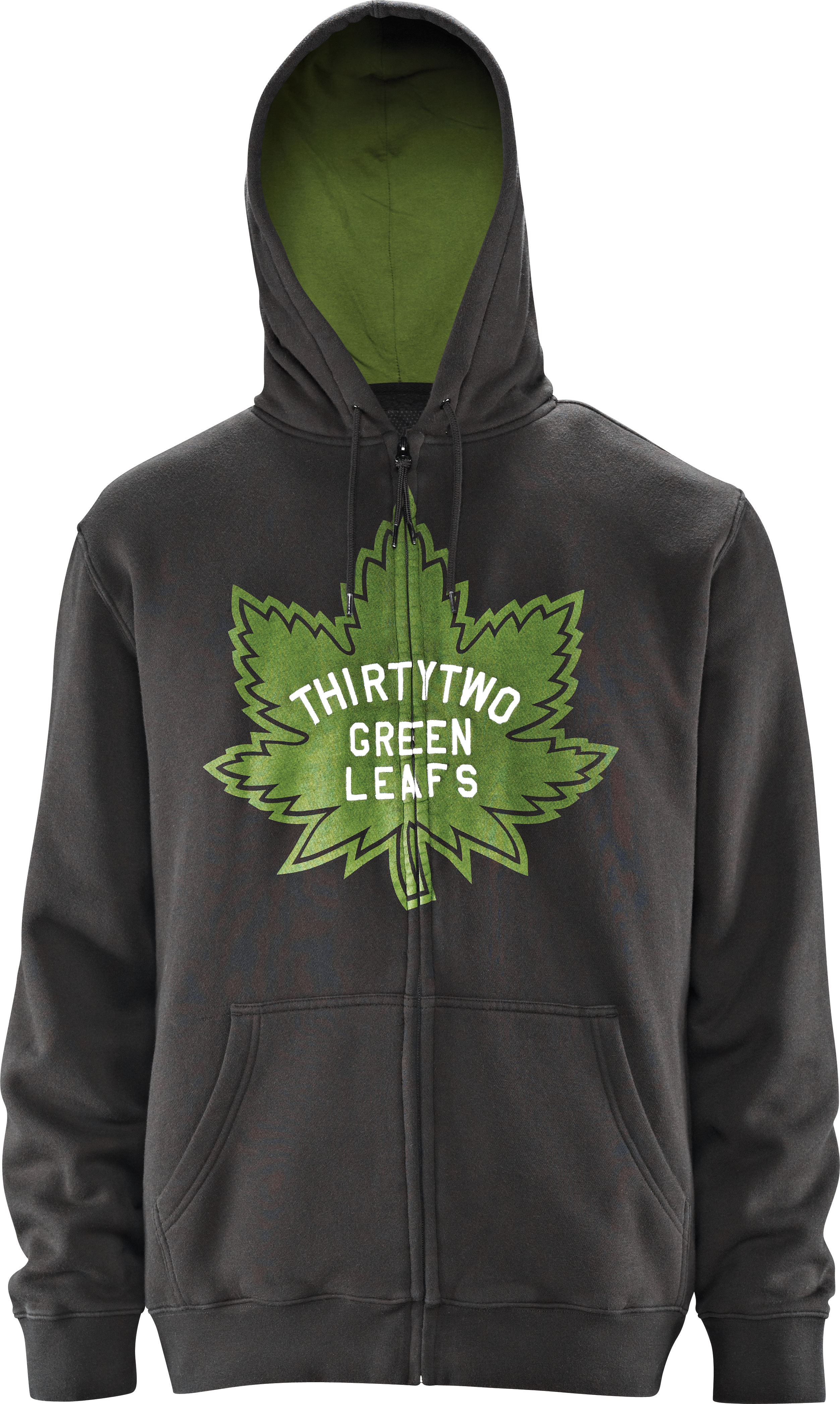 Zip hoodie with STI REPEL technology.Key Features of the Thirty Two Northern Lights Nano Fleece: 330 Gram Fleece 80% Cotton/20% Polyester Printed/Embroidered Logo Detail - $41.95