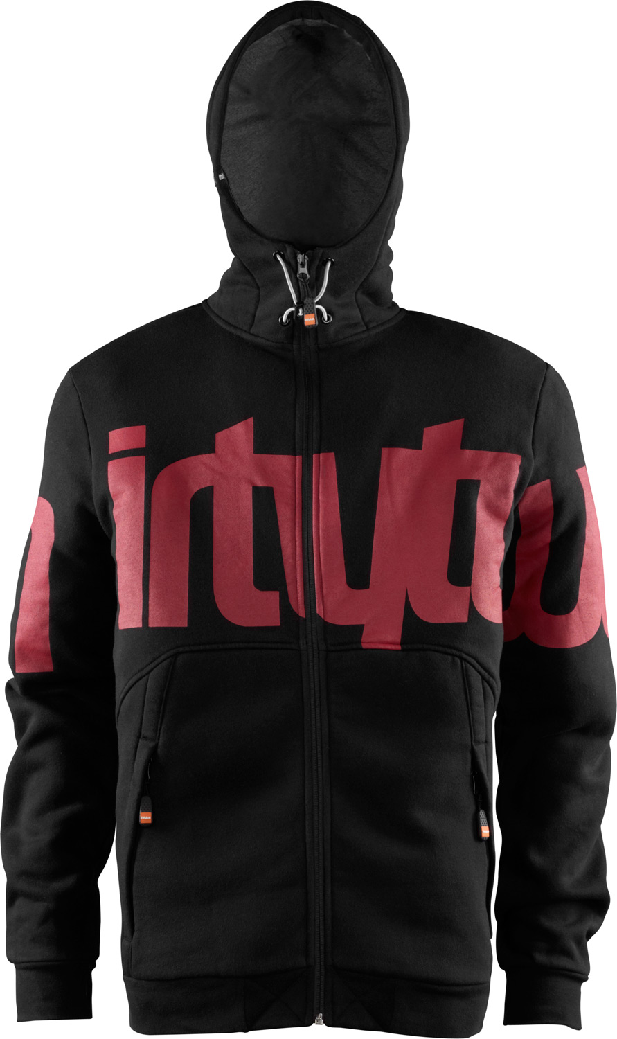 Key Features of the 32 - Thirty Two Reppin Hoodie: ISPO award winning zip hoodie with STI Repel technology - $50.95