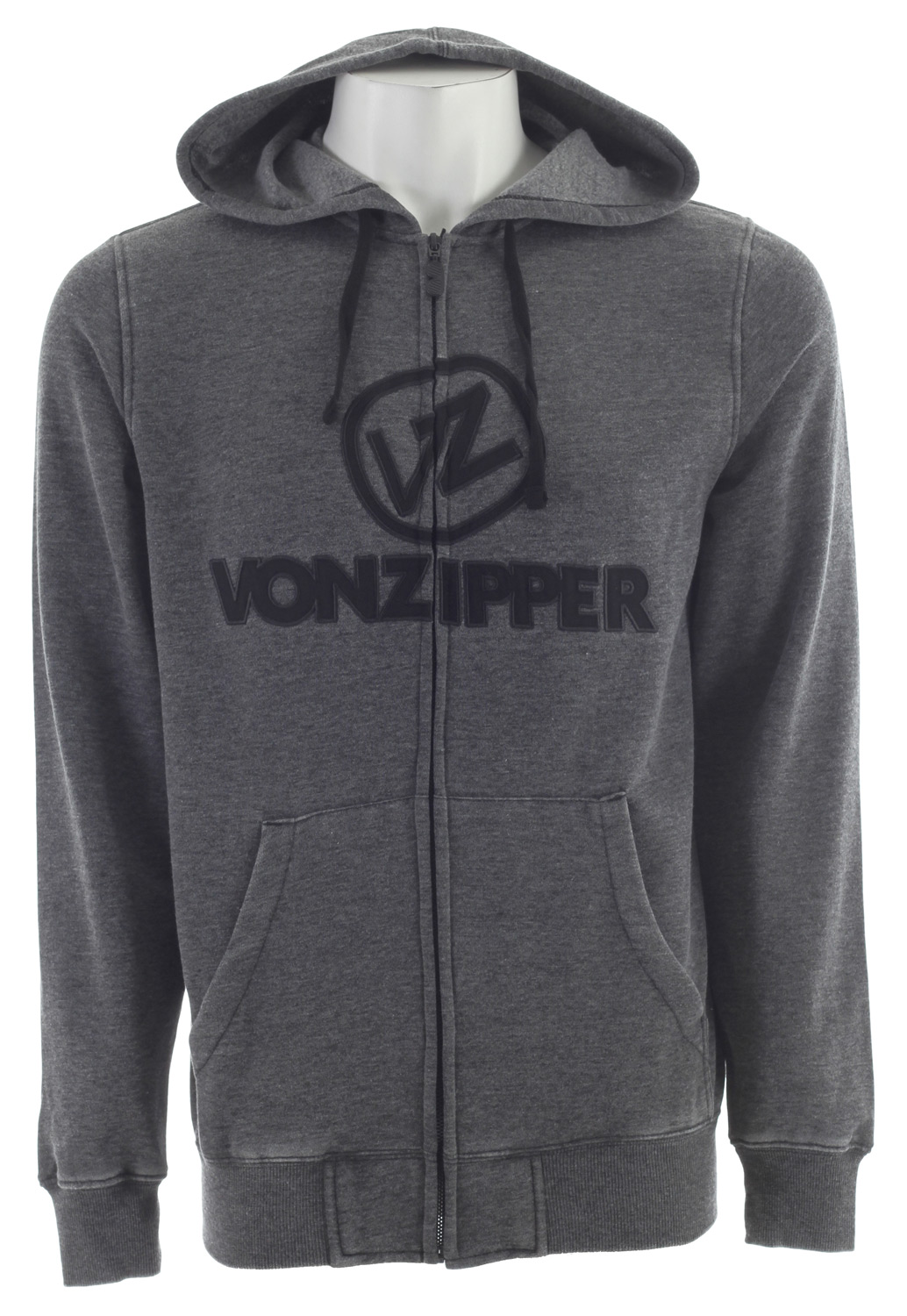 Key Features of the Vonzipper Exhaust Hoodie:60/40 Cotton Poly Fleece - $37.95