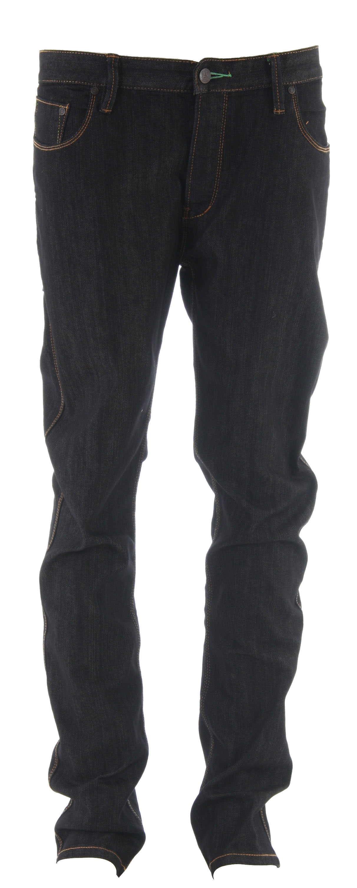 Key Features of the Planet Earth Slim Stretch Pants: 5 pocket slim fit stretch jean 20% organic cotton / 54% conventional cotton / 26% polyester (T400) stretch denim. - $38.95