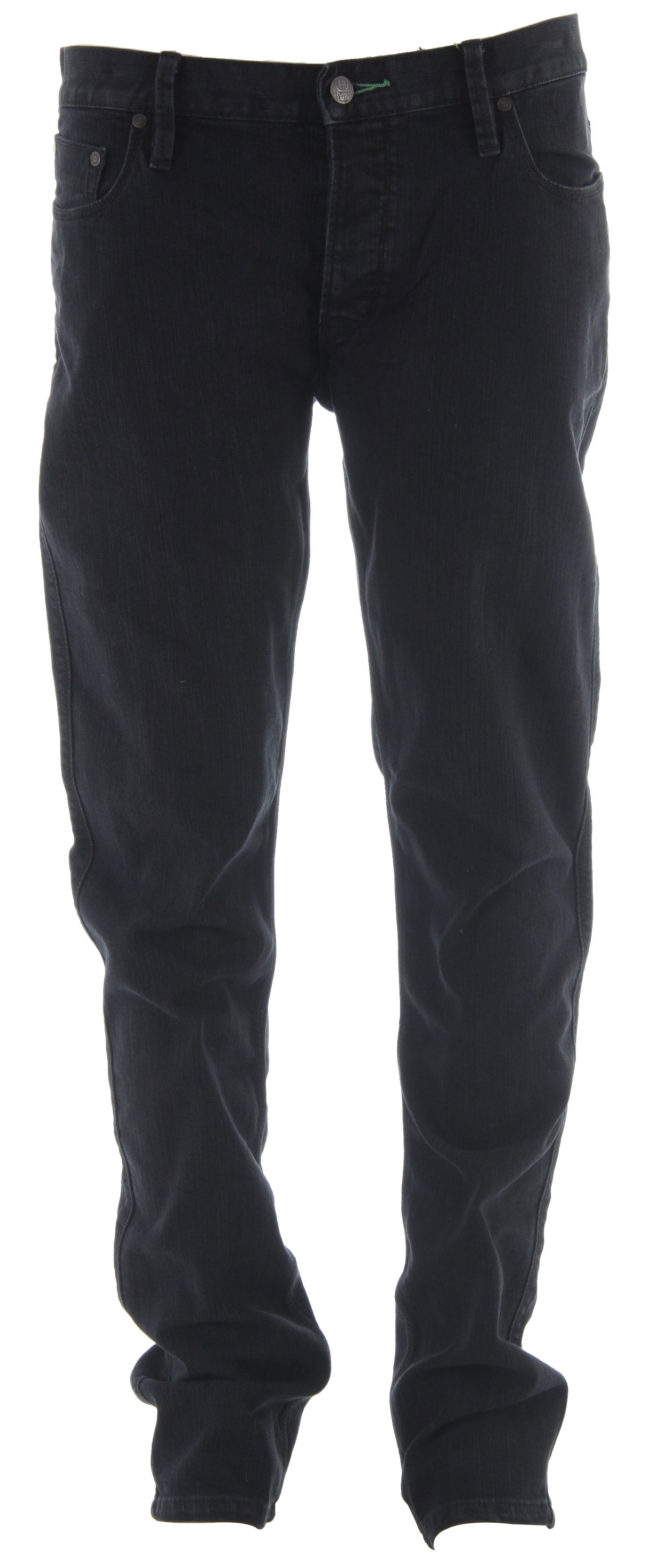 Key Features of the Planet Earth Slim Stretch Pants: 5 pocket slim fit stretch jean 20% organic cotton / 54% conventional cotton / 26% polyester (T400) stretch denim. - $27.96