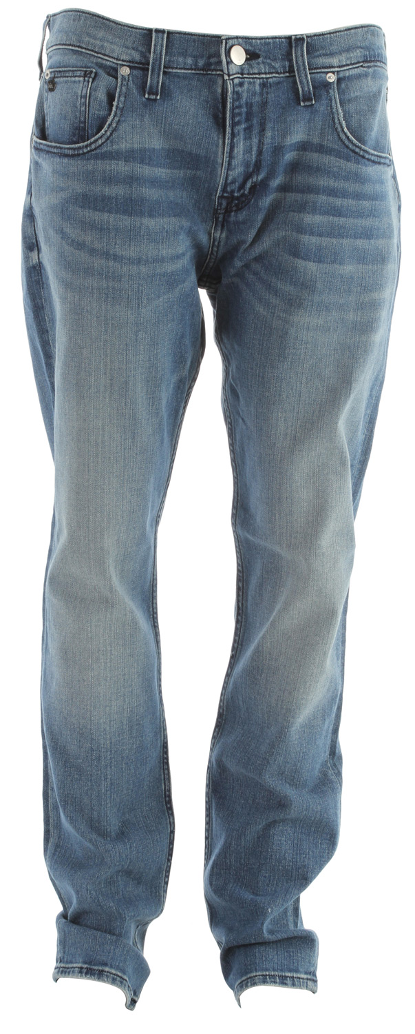 Surf This pair of jeans is the one you remember from high school. The one that took 6 months to break in... yep, they feel that good! Straight Fit: Sits just below the waist. A classic fitting straight jean. - $69.50