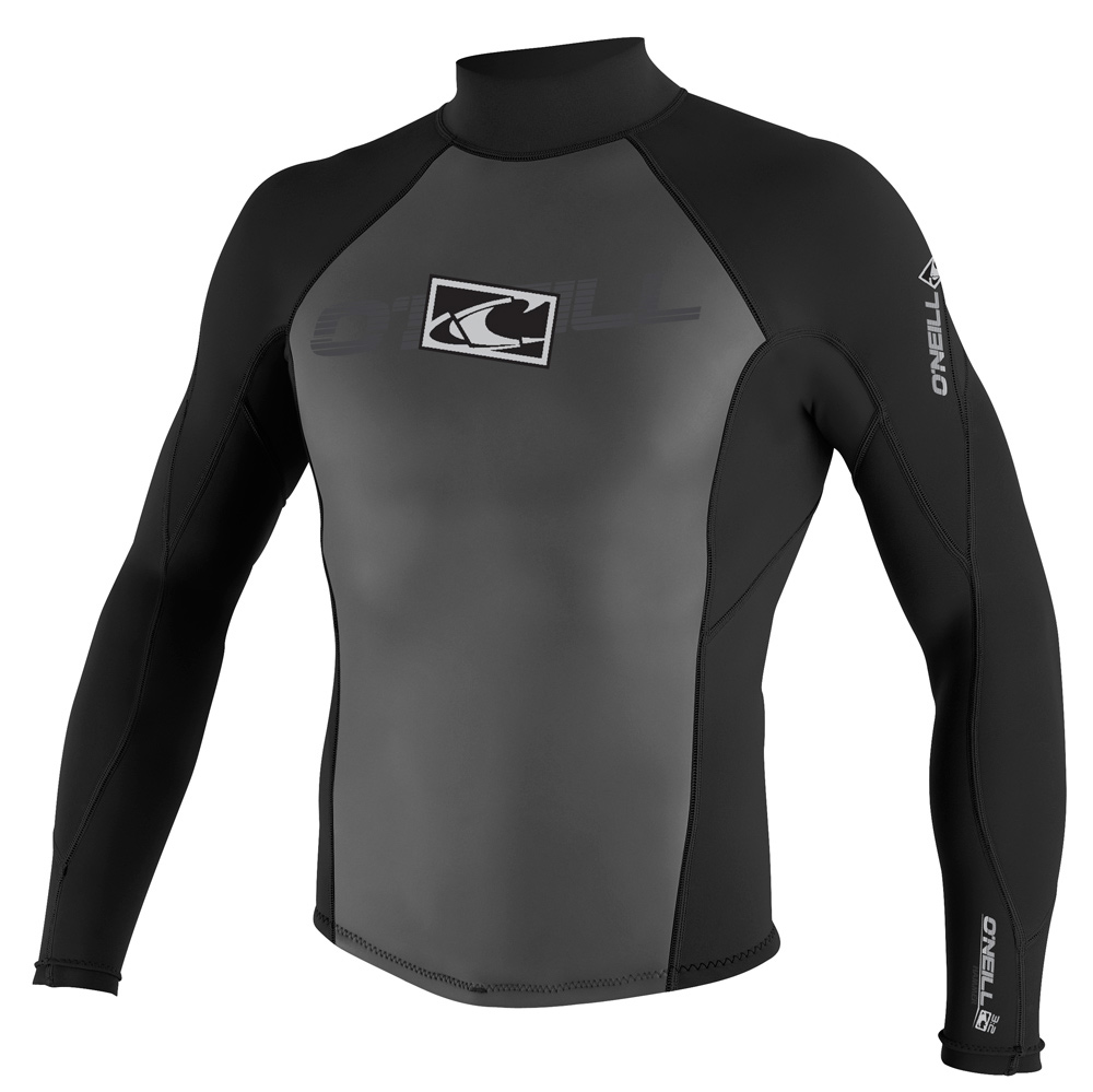 Surf The Hammer Series has a suit nailed for every condition. From the Hammer to the Hammer Vest, the Series maintains exceptional styling, fit and unrestricted movement in each style with 100% Super Stretch materials.Key Features of the O'Neill Hammer Jacket 2/1 Neoprene Top: 100% Super Stretch Flatloc Construction - $74.95