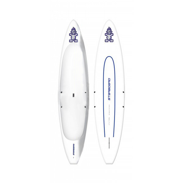 "The 12'6"" Race series are easy to use all round race boards. The wider models are great for touring and have tie down options for bags.Key Features of the Starboard Race AST SUP White 12'6"" x 31.5"": Length: 12'6in/381 Cm Width: 31.5in/80 Cm Tail Width: 6.4in/16.3 Cm Volume: 290 L Single Fin: Center Race 23"" - $1,209.95"