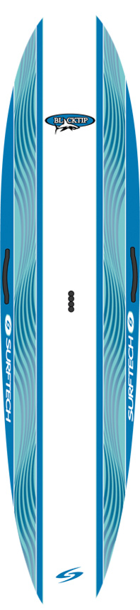 "Wake Surftech Blacktip SUP Paddleboard Kit 10' 6"" - $734.95"