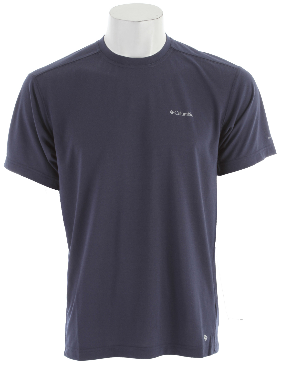 Key Features of the Columbia Mountain Tech II Crew Base Layer Shirt: 100% polyester jersey Omni-Wick™ UPF 15 sun protection Antimicrobial - $27.95