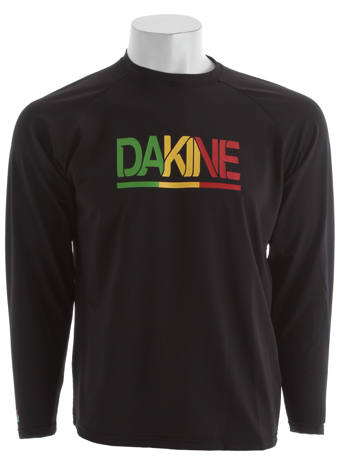Surf Dakine Waterman L/S Shirt Black - $27.95