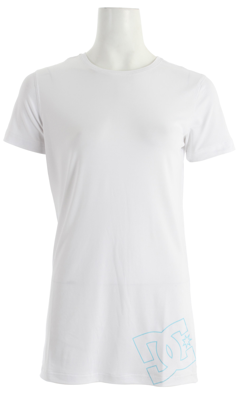 Skateboard DC Valdres Baselayer White - $11.95