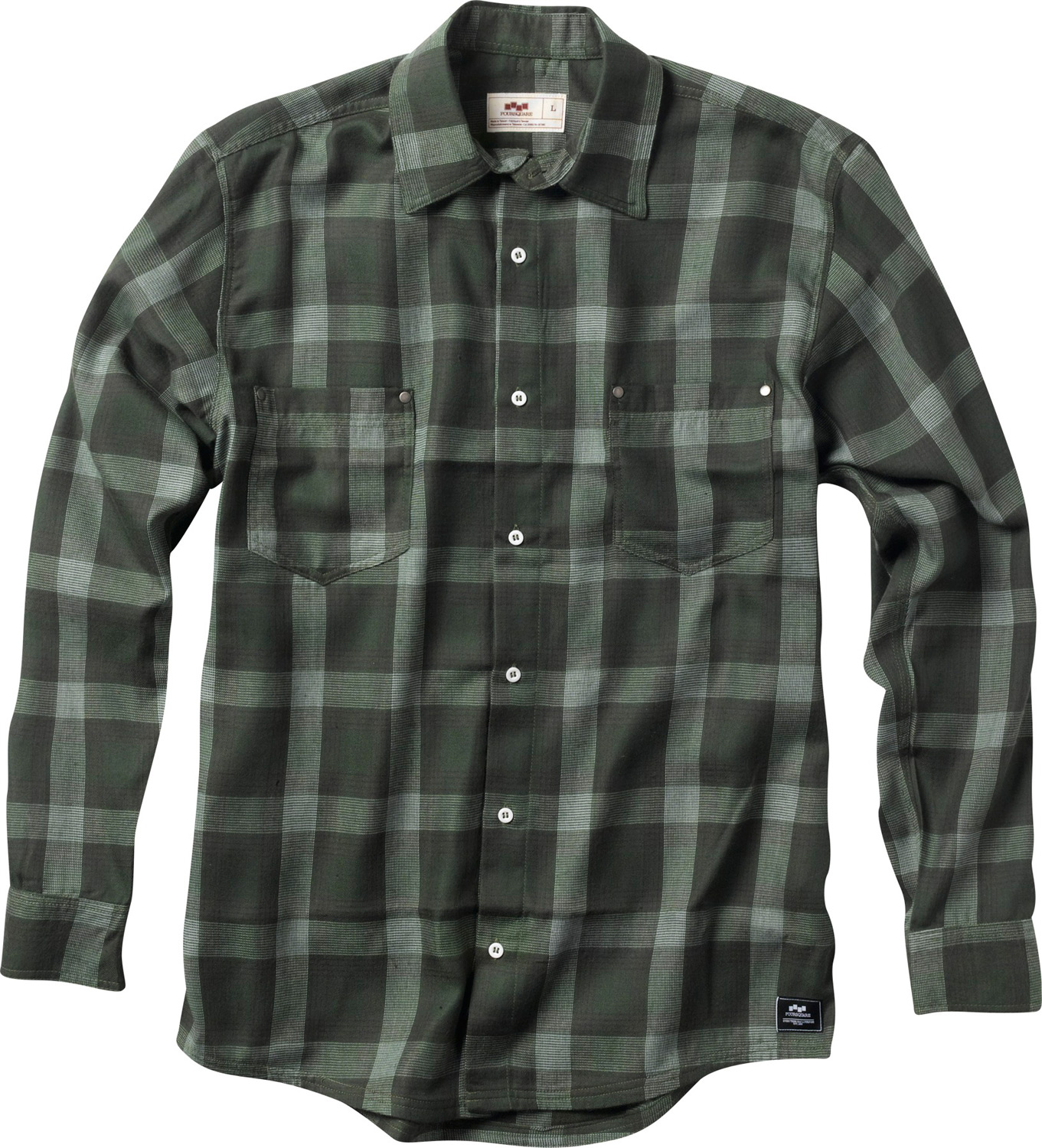 Snowboard Foursquare Timber Flannel Portland Pine Spectrum Plaid - $22.39