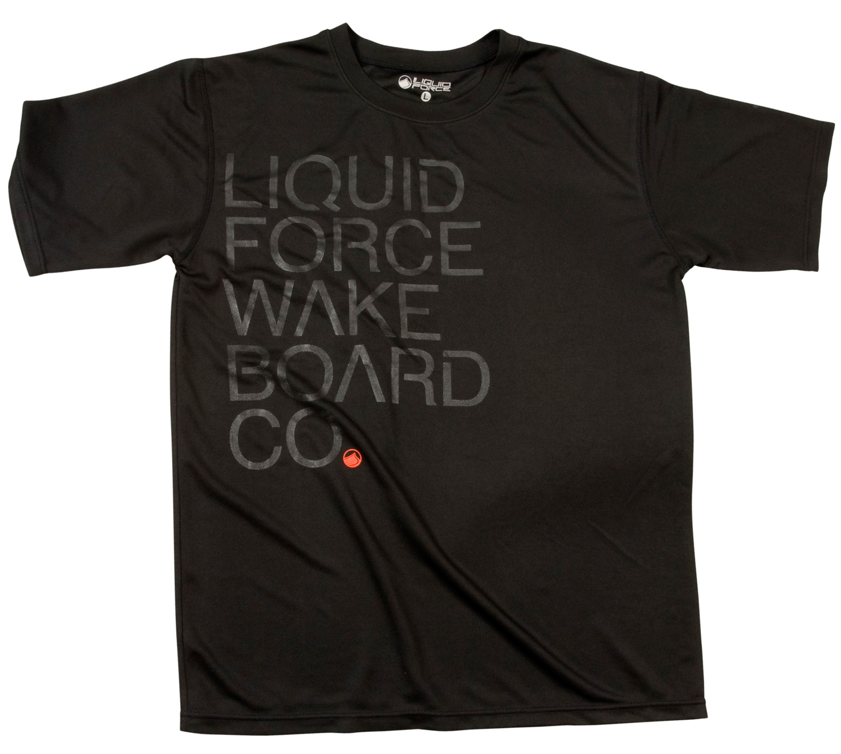 Liquid Force Dark Riding Shirt Black - $31.95
