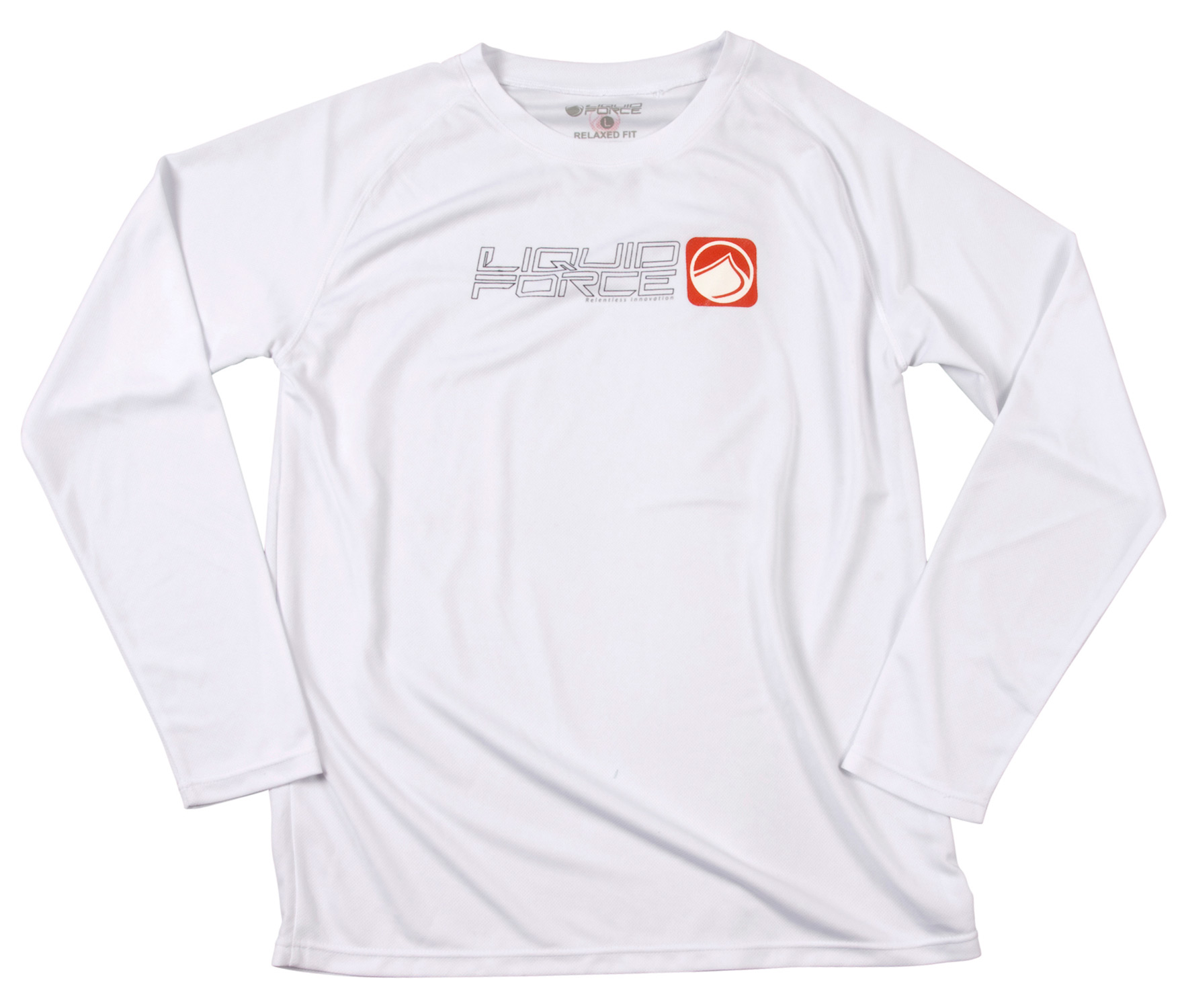 Key Features of the Liquid Force Pushing L/S Riding Shirt: Wicking Fabric Loose Fit L/S Offers UV and rash protection 4-way stretch - $34.95