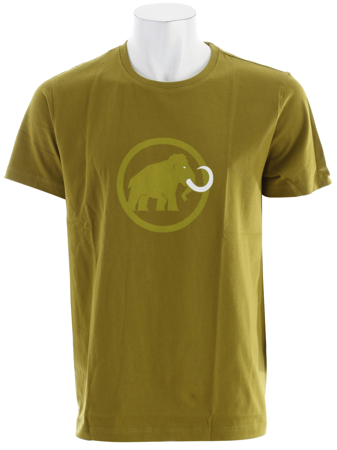 Camp and Hike The famous Mammut logo T-shirt, now available in bioRe organic cotton. bioRe stands for: 1. Organic: produced according to organic criteria; 2. Quality: high-quality materials and workmanship; 3. Ecological: no use of harmful substances or heavy metals; 4. Transparency: control over all production stages throughout the entire value chain; 5. Fairness: humane production conditions throughout the entire value chainKey Features of the Mammut Logo T-Shirt: The famous Mammut logo T-shirt Available in small sizes bioRe® Organic Cotton Ultraviolet Protection Factor (UPF) 40+ Optimally suitable for: Sportsclimbing, Gym Climbing, Bouldering / Urban Climbing Suitable for: Multipitch Rockclimbing, Walking, Via Ferrata, Travel, Mountain Hiking - $34.95