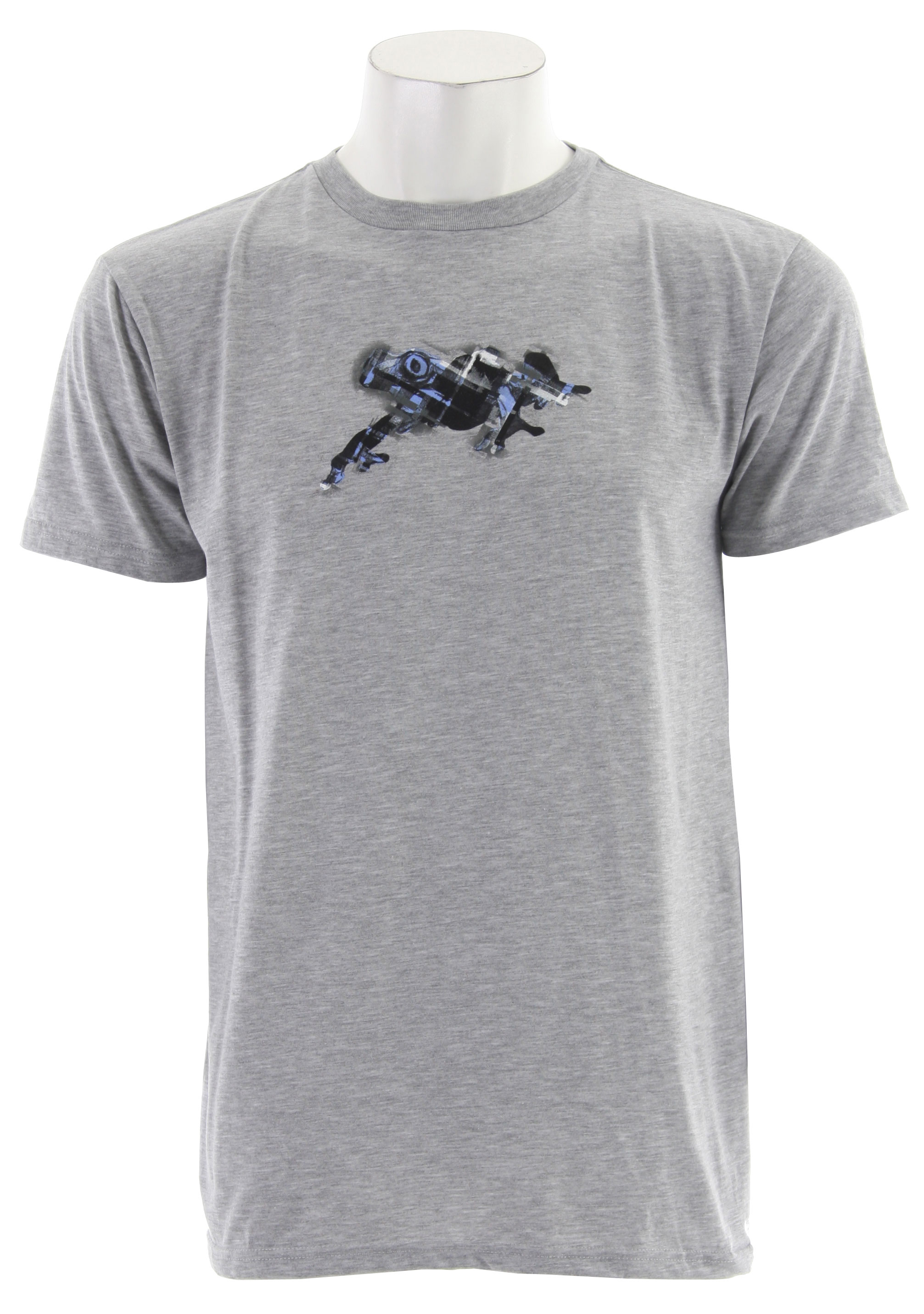 Oakley Frogyle Sun Shirt Heather Grey - $17.95
