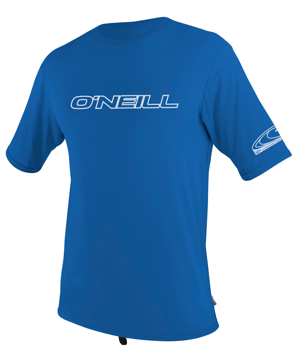 Surf O'Neill quality at value-driven prices, the Basic Skins offers 50  UV Protection with the world-renowned O'Neill fit. Cleanly designed graphics complete the package for value-driven customers - $11.95