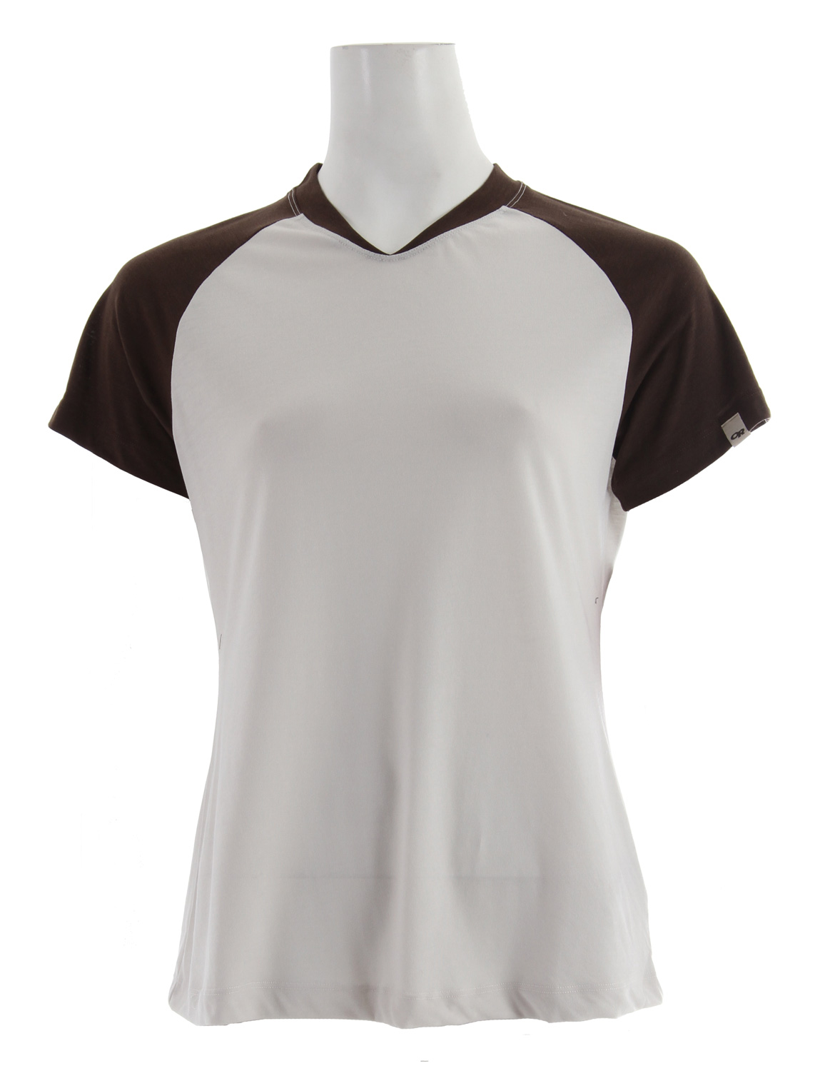 Light, soft, and quick to dry, this tee has the performance of a Merino wool blend and the feel of cotton. The active cut fits more like your favorite T-shirt than a piece of technical wear. The seams are moved away from your shoulders for more comfort when carrying a pack. Key Features of the Outdoor Research Essence Duo T-Shirt: Lightweight Dri-release Wool fabric manages moisture, dries quickly 88% polyester/12% Merino wool for superior wicking and a cotton-like feel Built-in FreshGuard odor neutralization Raglan sleeves Avg. Weight (oz./g): 3.8 / 108(size medium) - $21.95