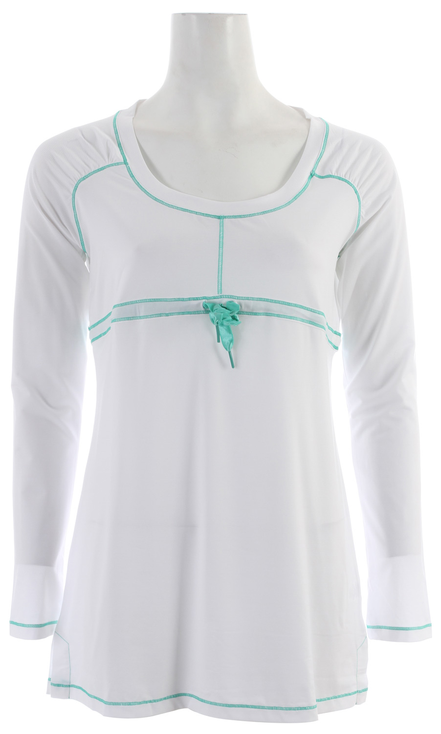 Prana Felicity Top White - $38.95