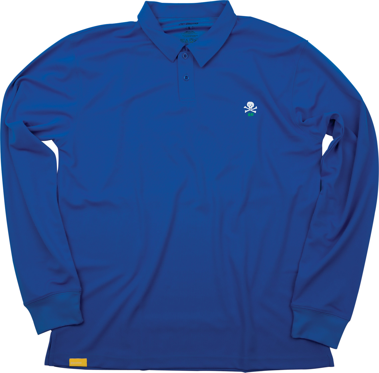 If you're in the market for a great golfing shirt, then you can't go wrong with the Special Blend Polo Insulator Base layer Top. This shirt is stylish and has the logo embroidered on the upper left chest. It also has moisture wicking properties and has anti-bacterial added on the fabric to prevent odor. So, a shirt that looks great, keeps you dry, and keeps you smelling good. What more could you want when you're hitting the links Key Features of the Special Blend Polo Insulator Baselayer Top: 100% polyester Wicking properties Cover stitched seams Anti-bacterial added on fabric to prevent odor Logo embroidery on chest Woven label on hem - $9.95