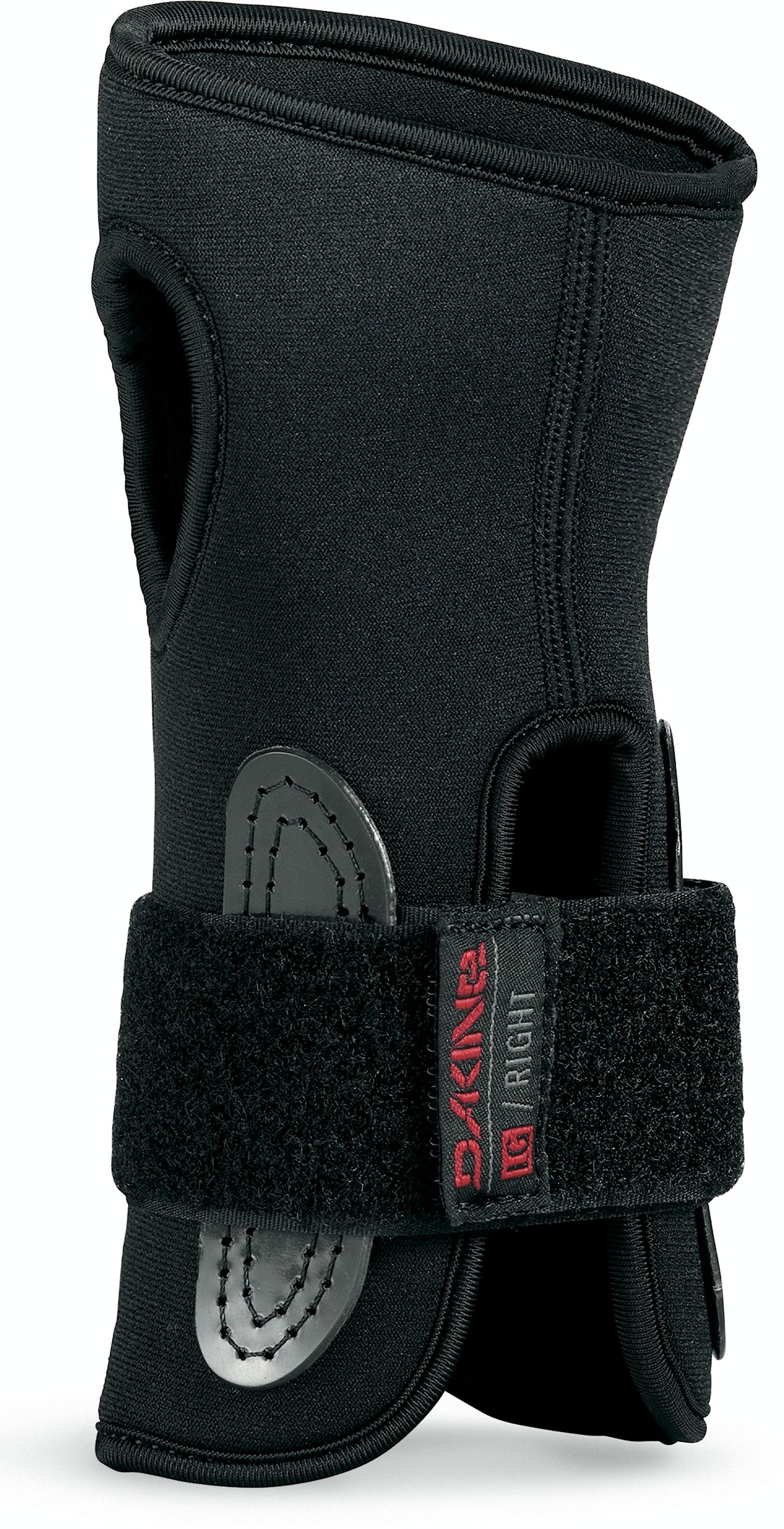 Surf Key Features of the Dakine Wrist Guards: Low profile design for use inside gloves Lightweight internal aluminum stay Neoprene stretch body for maximum comfort adjustable hook and loop wrist cinch - $15.00