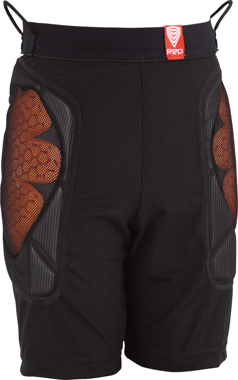Red Base Layer Short Protective Gear Black - $44.95