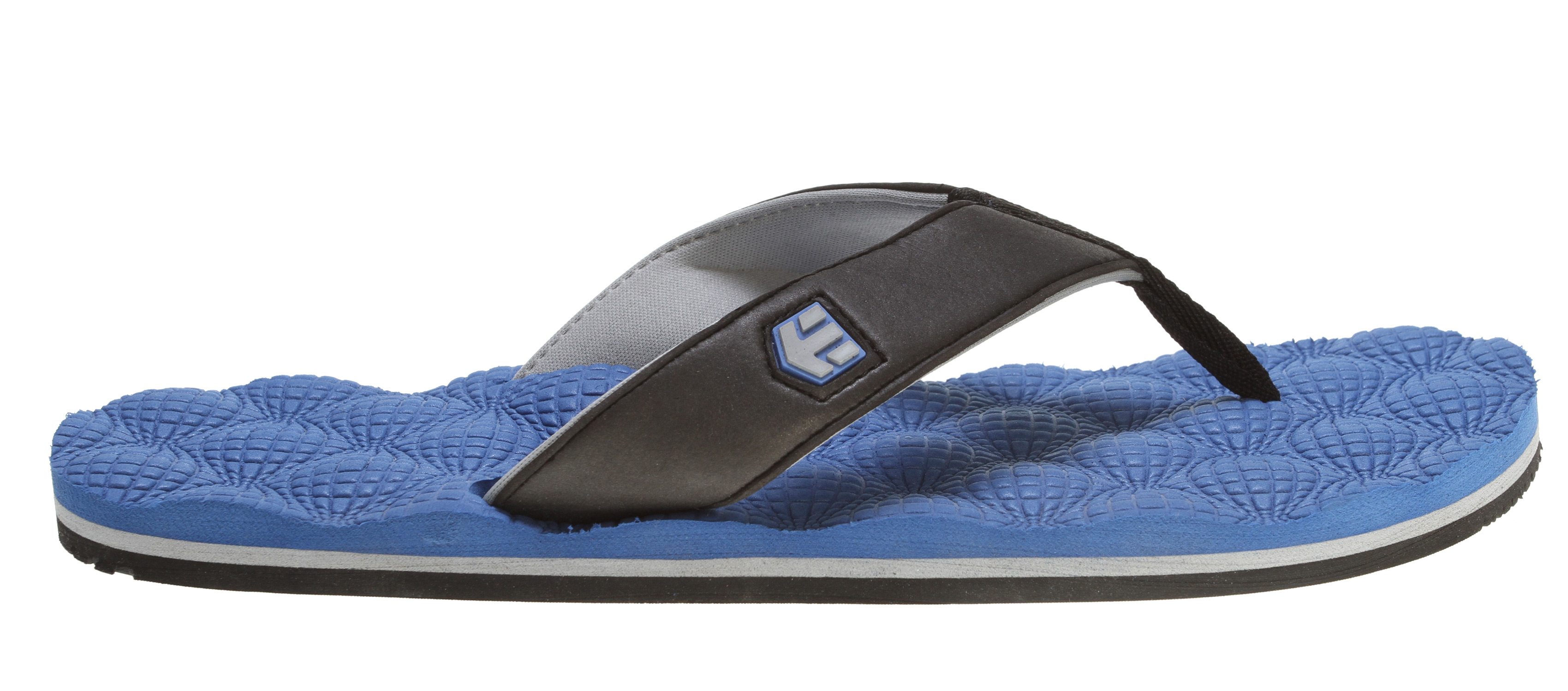 Skateboard Key Features of the Etnies Foam Ball Sandals: Super soft molded EVA footbed EVA straps lined with eco-friendly neoprene TPR logo detail Durable rubber outsole - $18.95