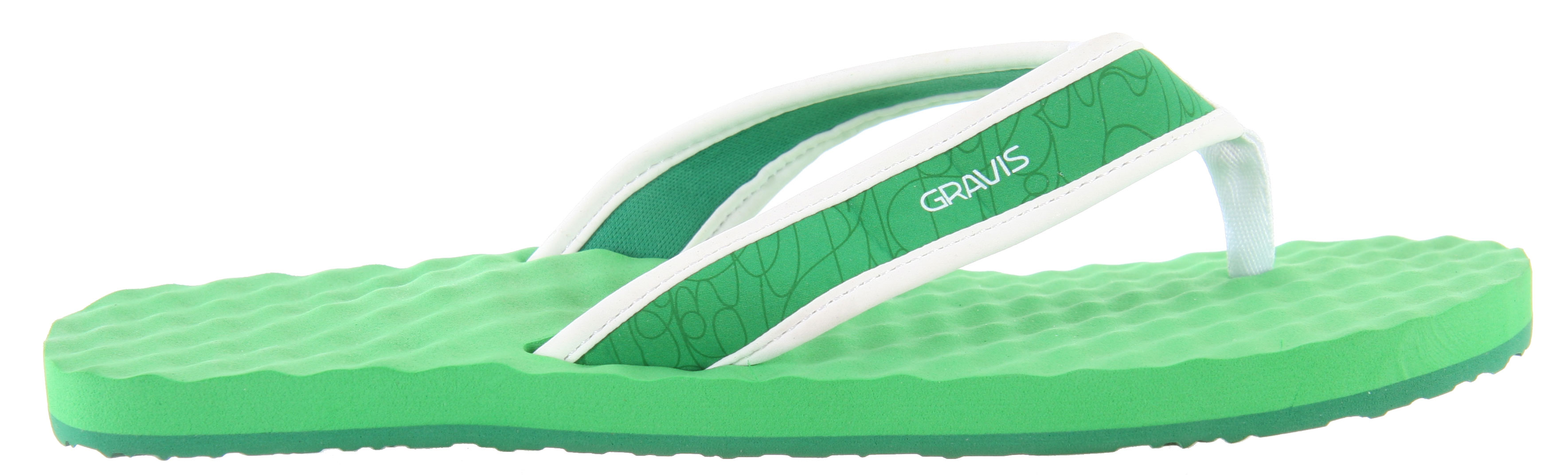 Surf The Gravis Soundcheck Sandals are so simple in design, you really can't go wrong with them. They are super comfortable and lightweight, it's ideal to wear everywhere all summer long. Hit the beach, pool or relax at the park with these great pair of sandals. Super casual, these are perfect for daytime. So rock them with pride and be sure to stay comfortable all day long.Key Features of the Gravis Soundcheck Sandals: Synthetic Nubuck Strap Molded Logo Signature Soft Topdeck - $5.95