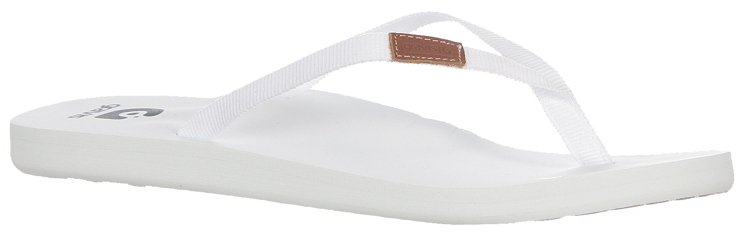 Surf Key Features of The Gravis Spritzer Women's Sandals: EVA Cushioning TopDeck Materials Then Webbing Strap Design Arch Support Durable Traction Outsole - $11.95