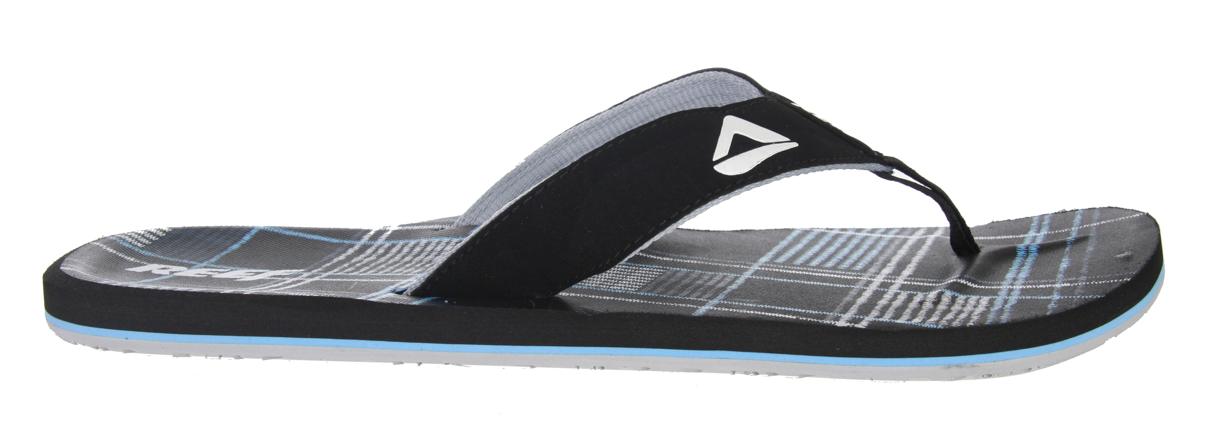 Surf Summer is near so get ready to put on your swimsuit and hit the beach. Be sure to include the Reef HT Prints Sandals in your outfit. Featuring a sleek and simple design, this T-strap sandal is ideal for casual beachwear. With a molded footbed, super great arch support and grippy soles, these are perfect to wear all summer long in comfort and style.Key Features of the Reef HT Prints Sandals: Soft, comfortable, water friendly synthetic nubuck upper Soft reef polyester woven lining Contoured Eva footbed with anatomical arch support Grippy molded reef rubber outsole - $15.95