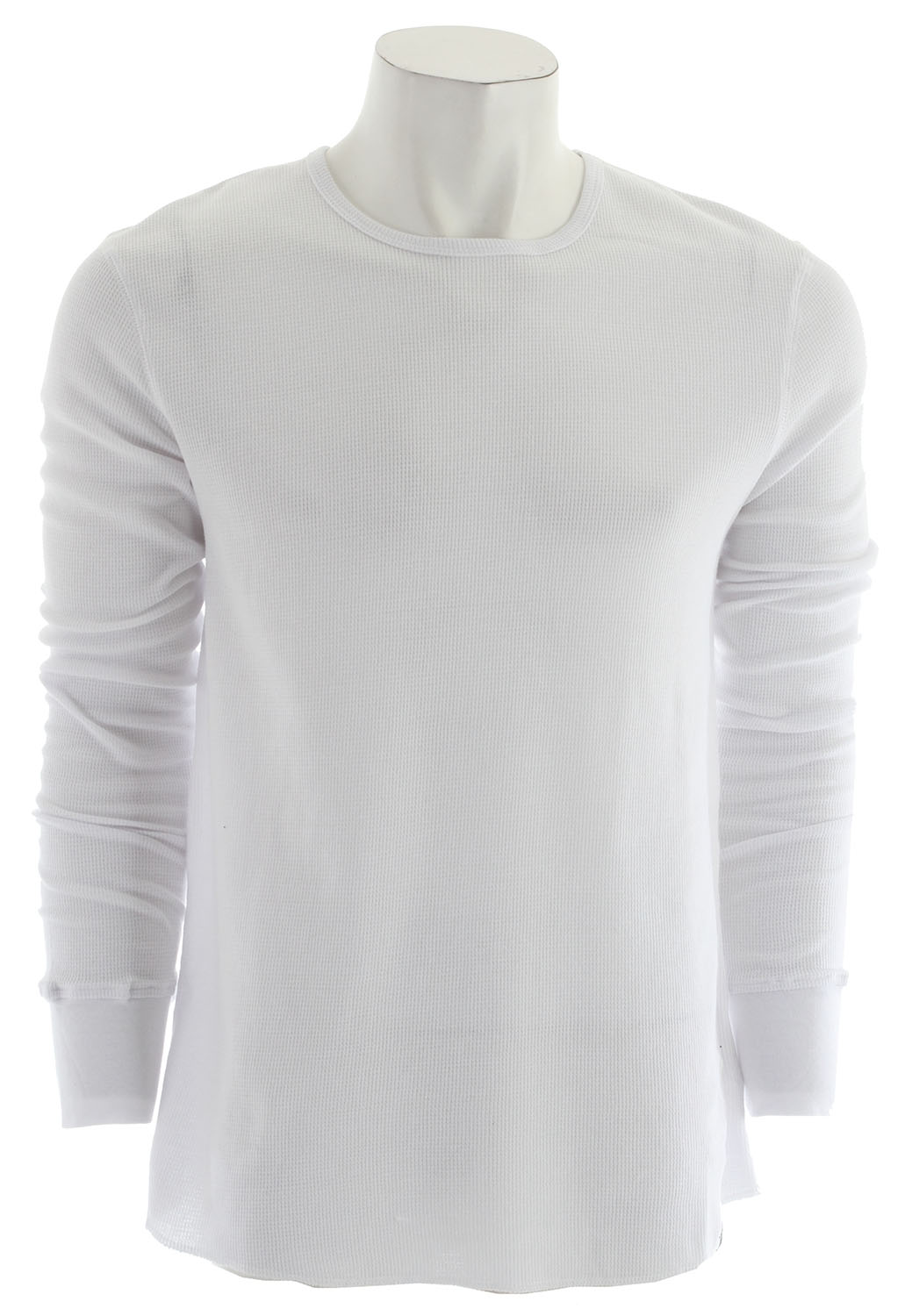 Key Features of the Analog 2 Pack Thermals 2 pack slim fit thermal 55/45 cotton/poly - $33.95
