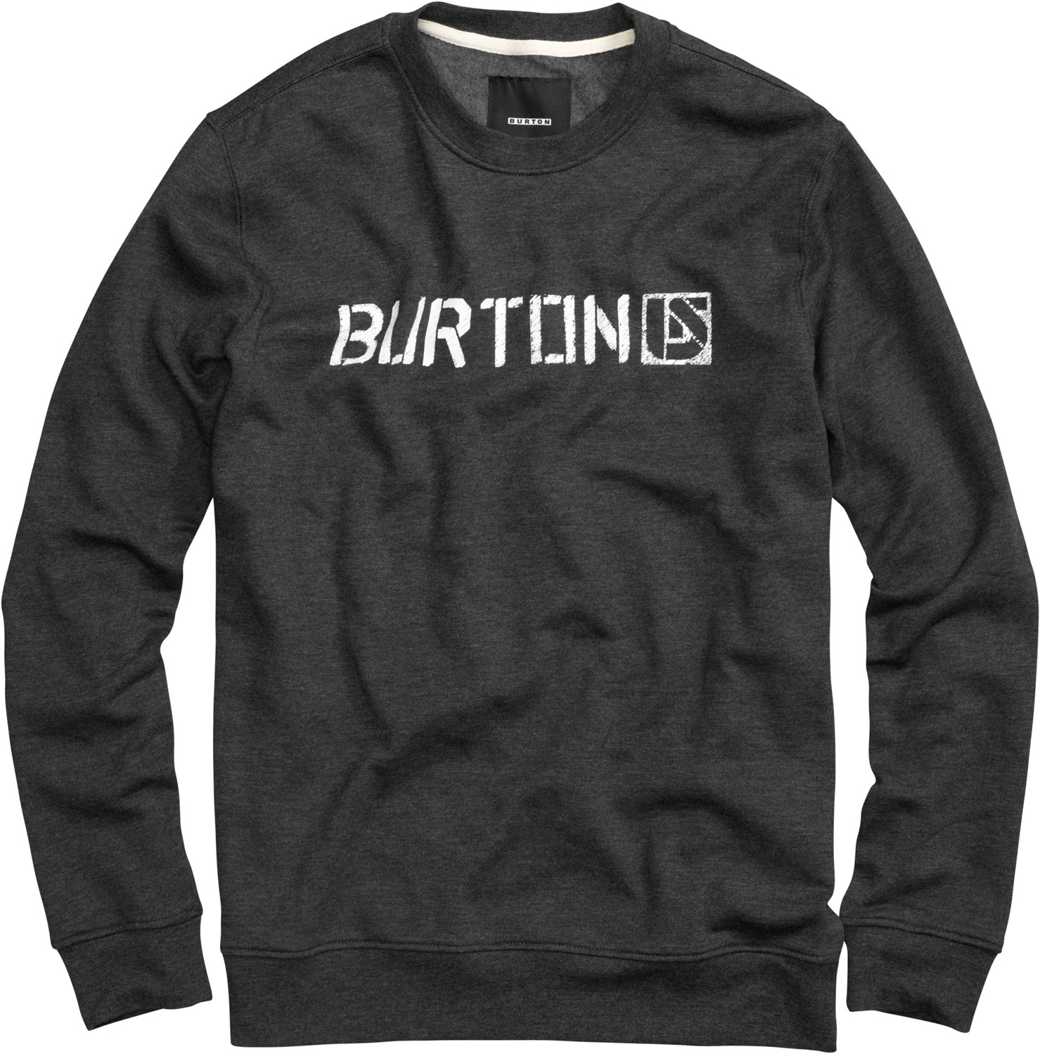 Snowboard Key Features of the Burton Sub Zero Crew Sweatshirt: 80% Cotton, 20% Polyester, 300G Fleece Screen Print on Chest Regular Fit - $47.00