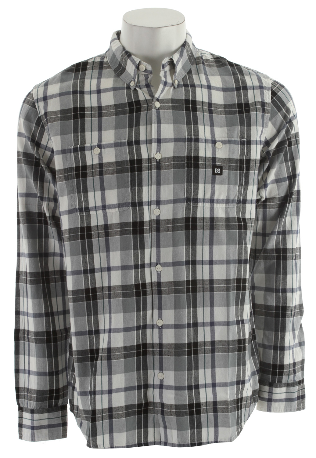 Skateboard The Wedge is 100% cotton, 100% awesome, and 100% plaid.That's 300%. Add 100% comfort, and 100% style, and you've got 600%. Enough said. - $30.36