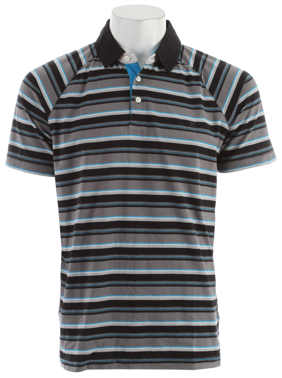 Surf Hurley Only Polo Black - $23.95
