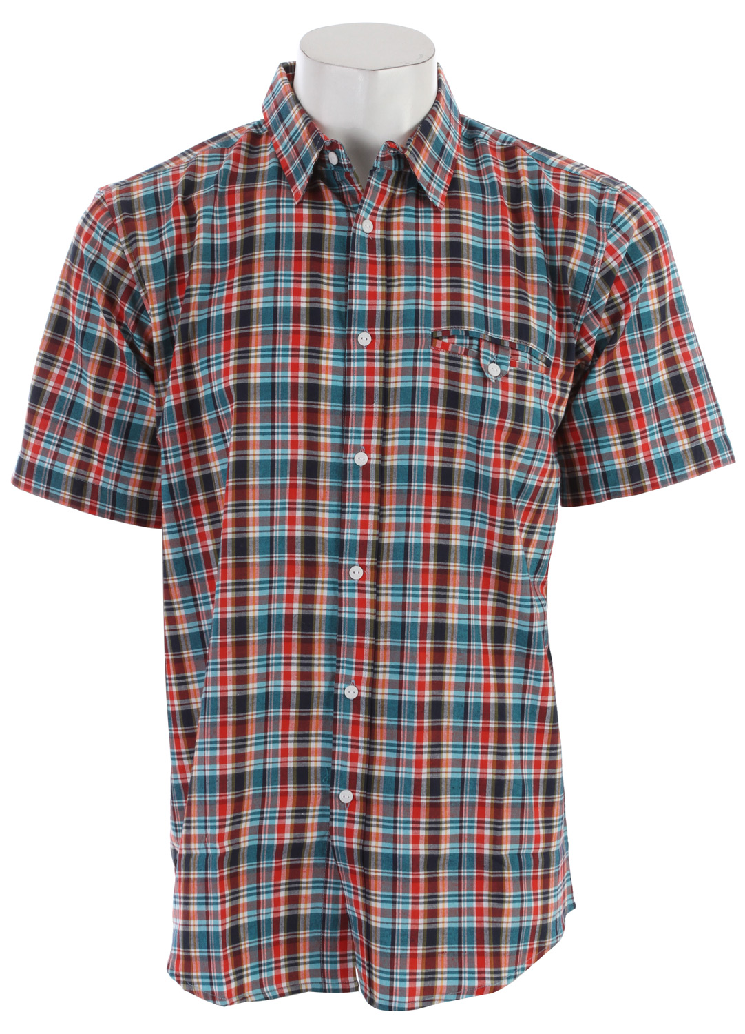 Key Features of the Matix Basteel Shirt: Slim fit 100% cotton - $30.95