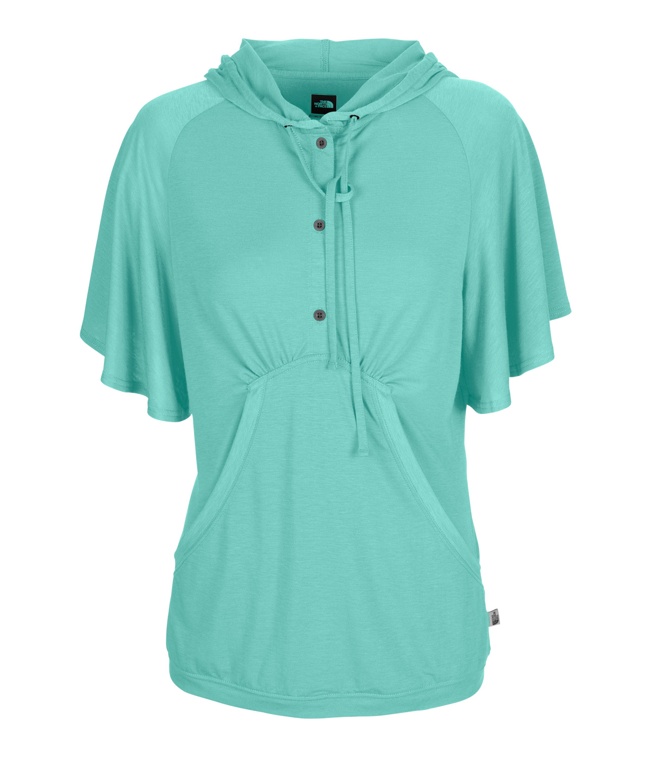 The North Face Crystal Travel Shirt Bonnie Blue - $29.95