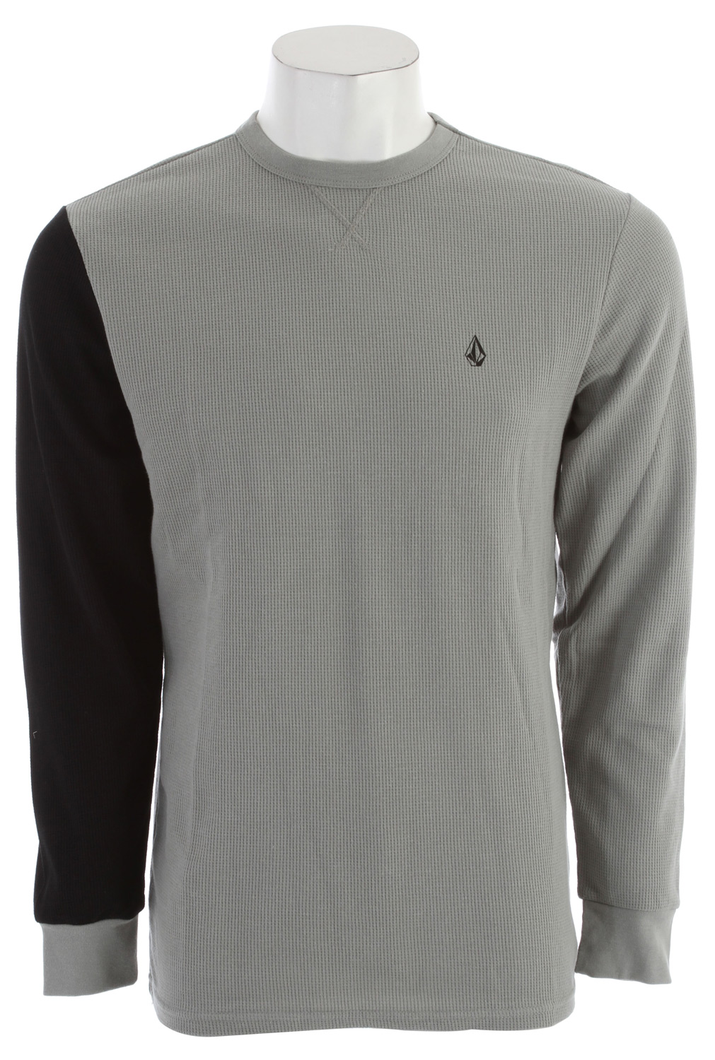 Surf Key Features of the Volcom Block L/S Thermal: Basic screenprint, Basic fit 60% cotton/40% polyester 230gm Thermal - $22.95
