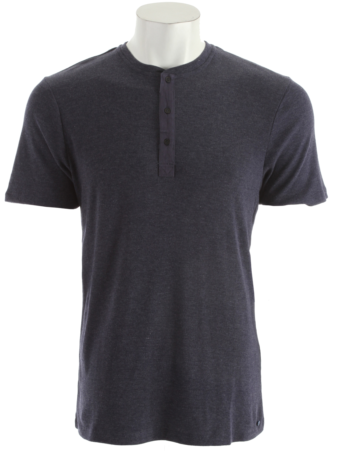 Surf Key Features of the Volcom So Low Henley Shirt:  Slim fit crew Henley  Canvas piecing at interior neck  Canvas placket  Premium flat rivet  50% cotton/25% polyester/25% rayon solid rib, 200gsm - $21.95