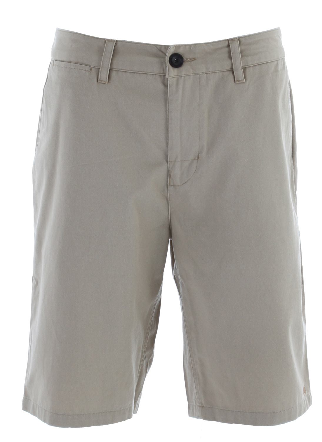 "Key Features of the Analog Chino 22"" Shorts: 22"" chino short with interior waistband detail and work wear labeling 55% Cotton / 45% Polyester with Wheel Wash - $33.95"