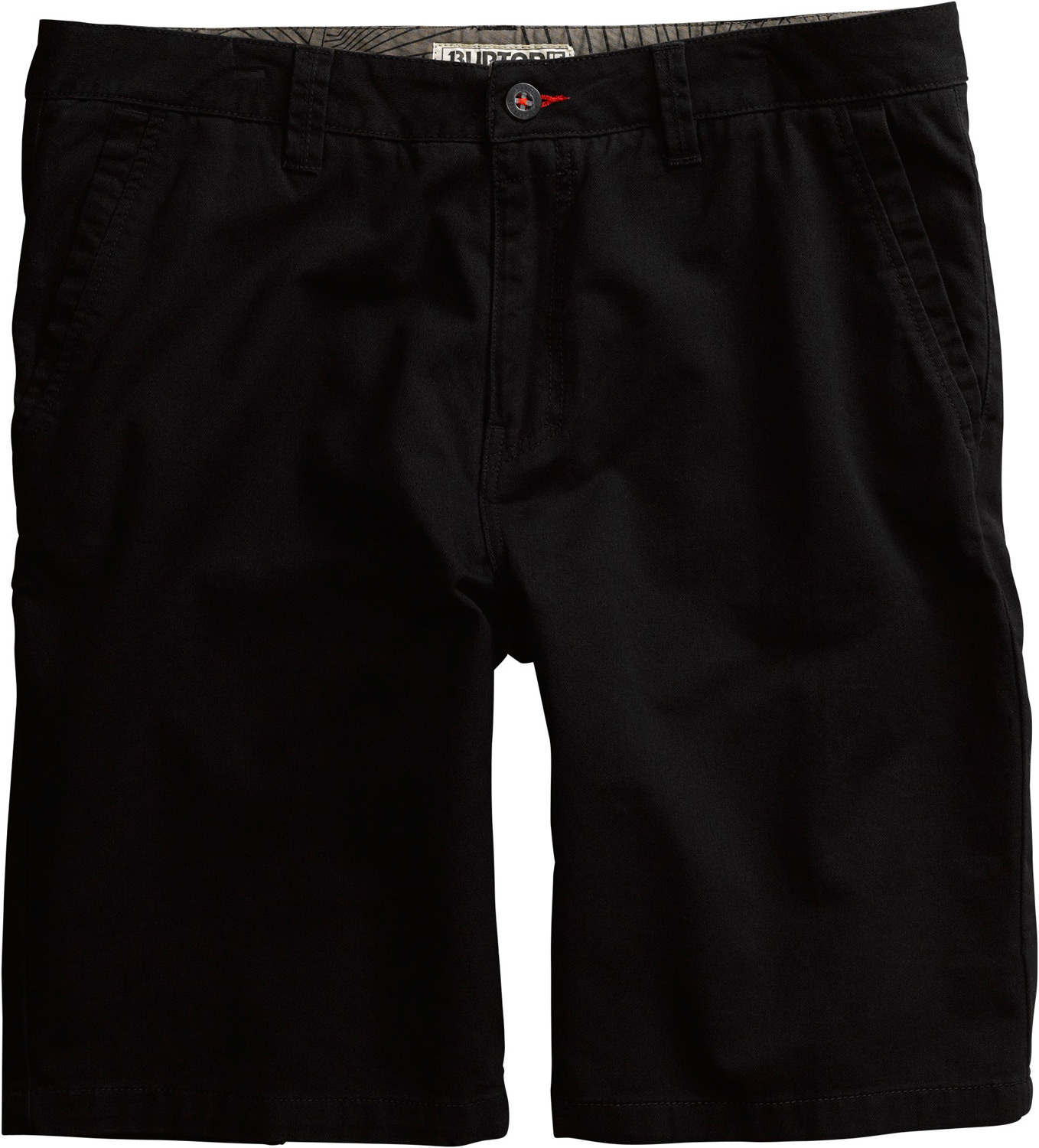 "Snowboard Key Features of the Burton Chill Shorts: 100% cotton Solid twill walkshort Garment wash Interior waistband detail 22"" outseam - $31.95"