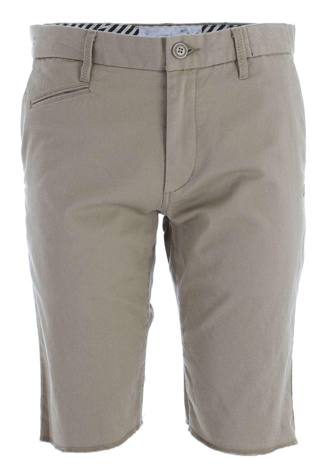 "Motorsports Key Features of the Fox Solid State Shorts: 98% cotton/2% Elastane Army twill Slim fit chino short with canvas main label Zip fly with Fox rivet and polyester buttons 21"" outseam - $37.95"