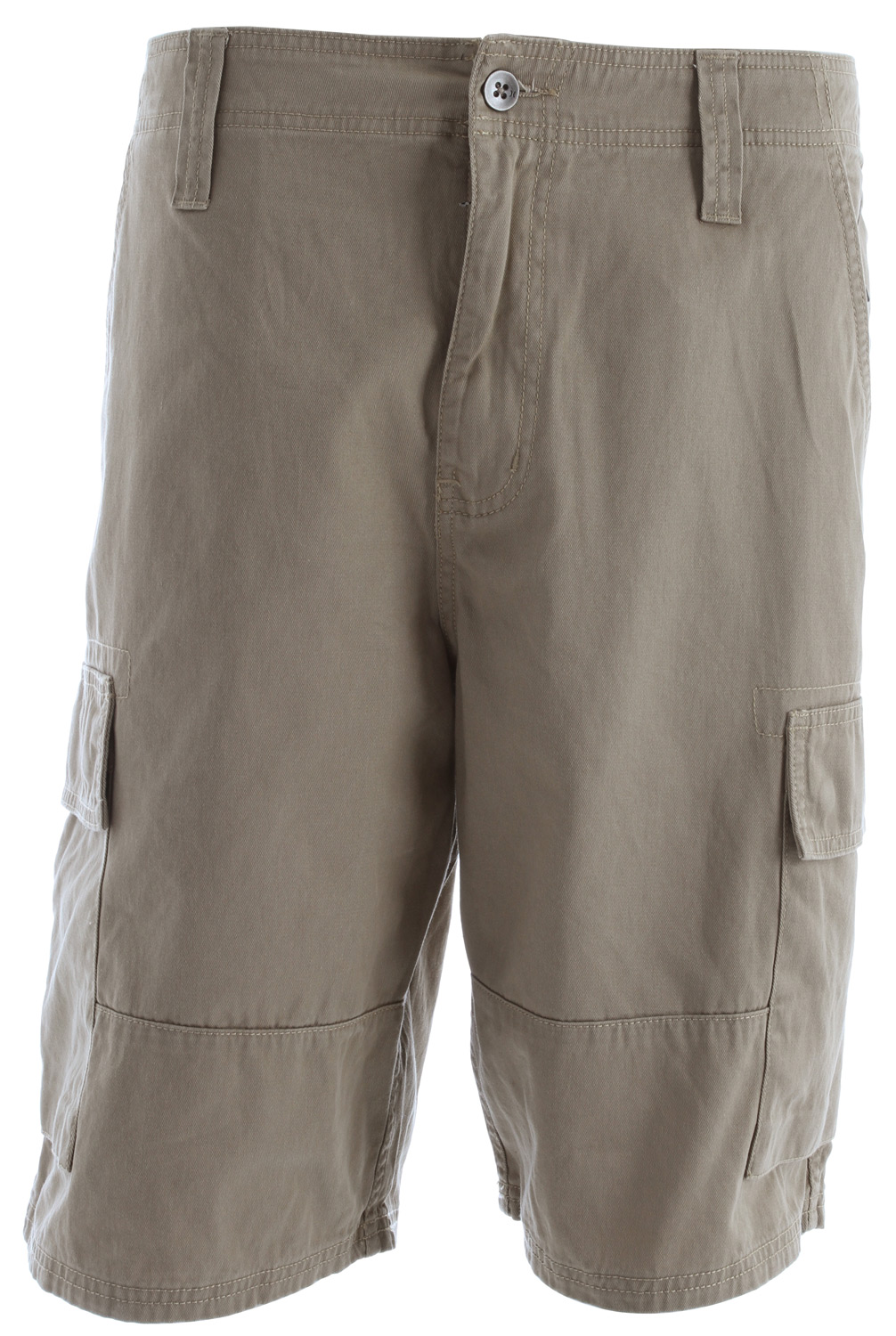 Surf Key Features of the Hurley Commander Cargo Shorts: Regular Fit 100% Cotton Regime fit, cargo pocket, military detail - $31.95