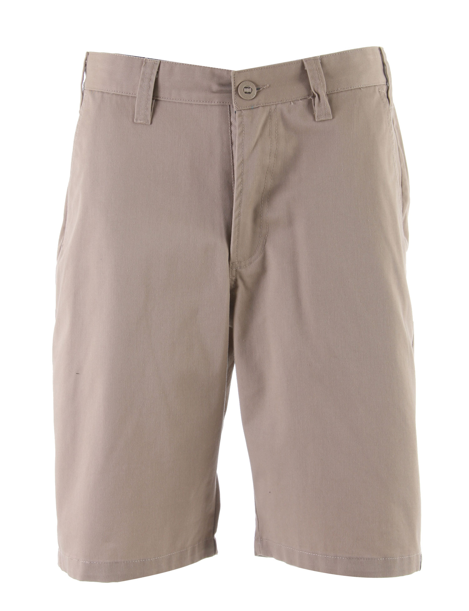 "If you're in search of a classic pair of shorts that can be worn with just about anything, this is the one for you. The Matix Welder 22"" Shorts is a classic chino designed with front and back pockets. Made with cotton and poly twill, these shorts are ultra comfortable. Pair it with a polo shirt, T-shirt or even a hoodie and your look is complete. You can wear it during the day or at night. Versatile and comfortable, these Matix Welder 22"" Shorts are a must have.Key Features of the Matix Welder 22"" Shorts: 60% Cotton/40% Poly Twill casual work/chino short with front/back pockets cellphone pocket plaid inside waistband hidden fortune cookie label inside waistband workwear labeling 22"" outseam for sz 32 - $26.95"