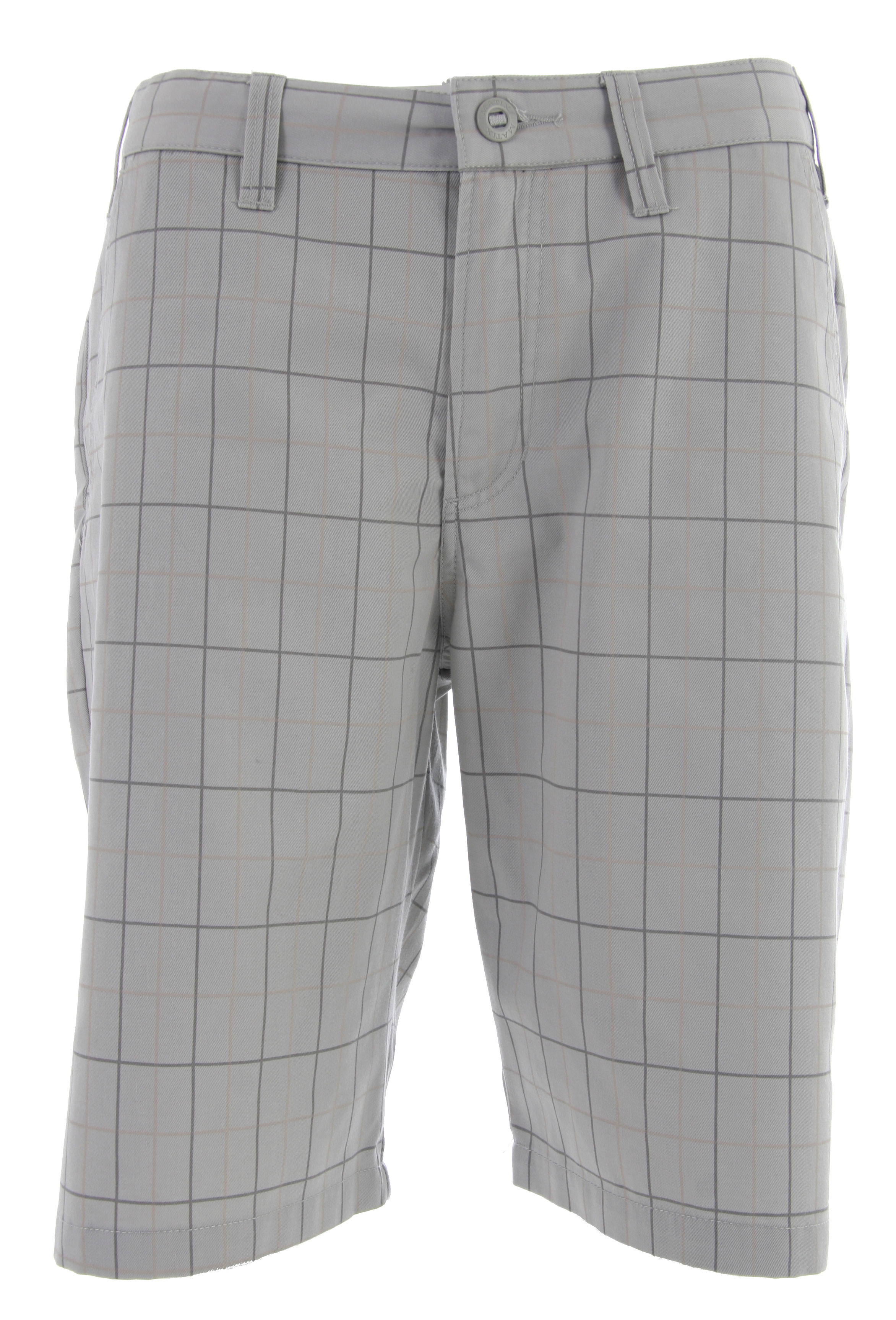 "Key Features of the Matix Welder 22"" Plaid Shorts: 60% Cotton/40% Poly Twill Plaid work/chino short with front/back pockets cellphone pocket plaid inside waistband hidden fortune cookie label inside waistband workwear labeling 22"" outseam for sz 32 - $28.95"