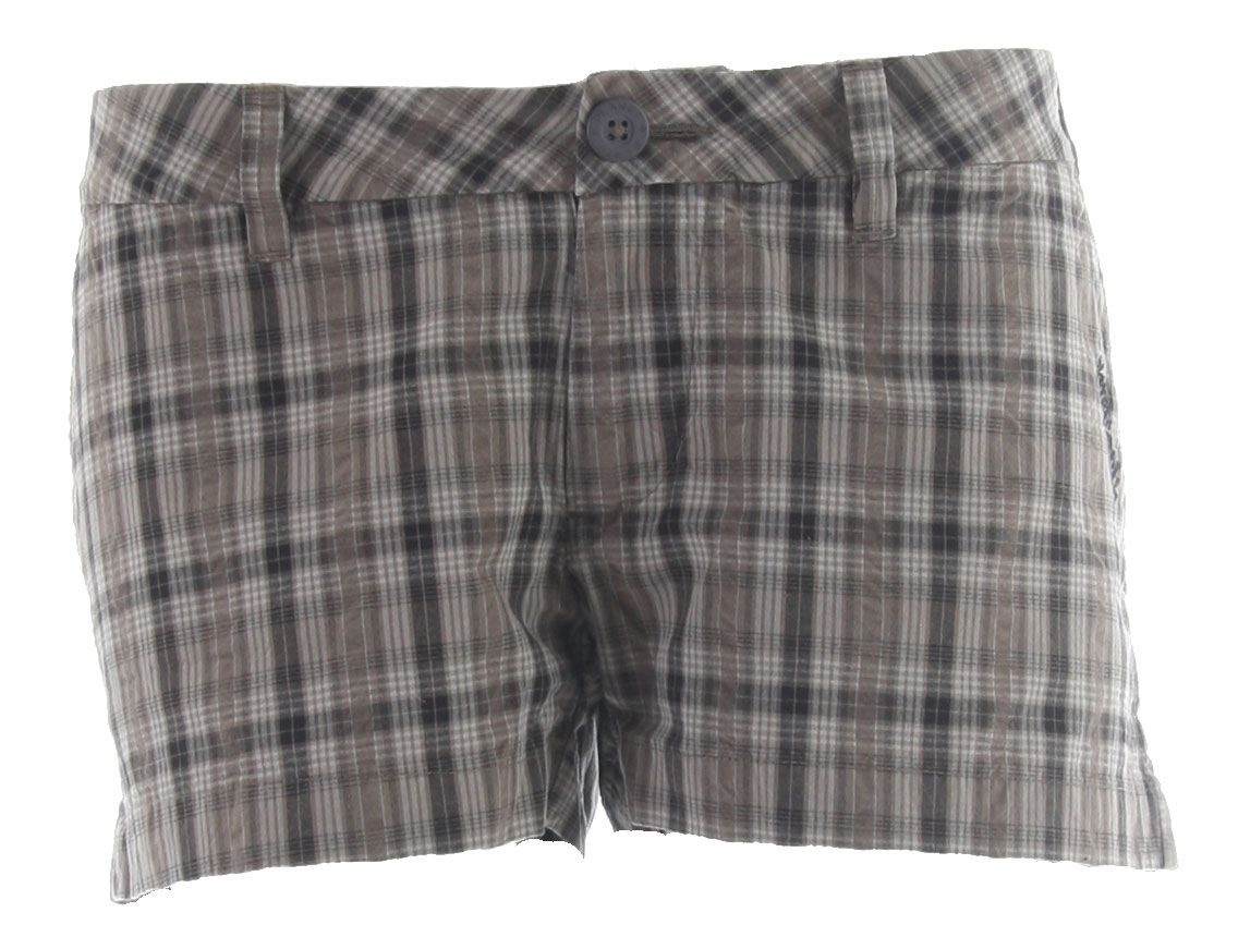 "Planet Earth Farrell Shorts 2.5"" Charcoal - $21.95"