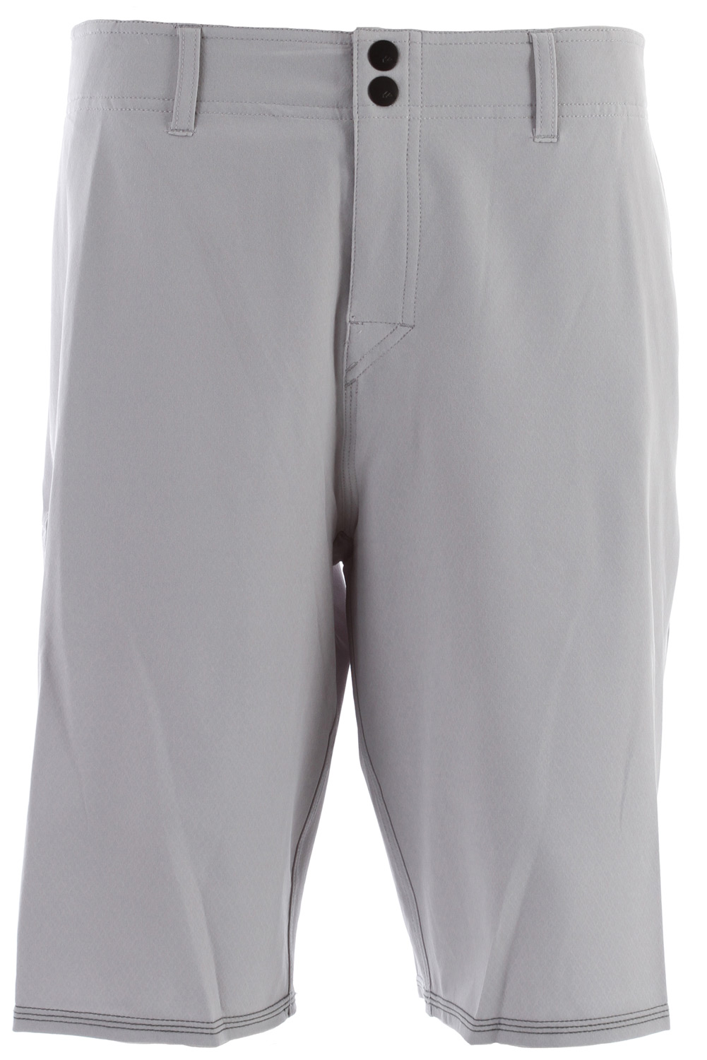 Surf Key Features of the Quiksilver Green Horn 22In Amphibians Shorts: 22 inch outseam Water repellent Diamond Dobby DLX Diamond fly Stretch stitch hems - $35.95