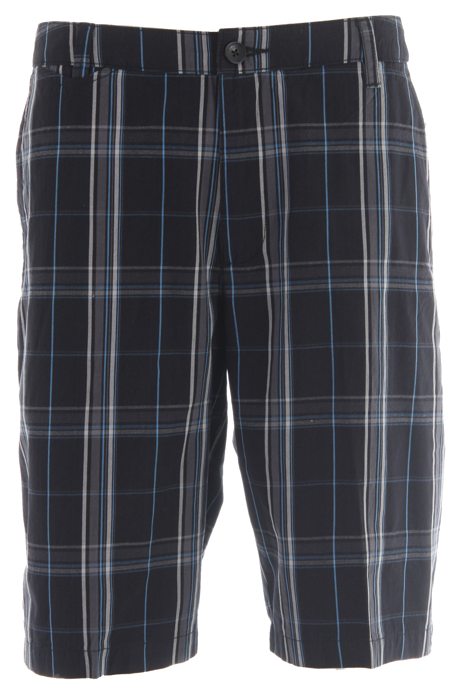 "Surf The Plaid Police 100% Cotton yarn dyed walkshort. If it was to crime to look this good, it would get you arrested. Key Features of the Quiksilver Plaid Police Shorts: 22"" inseam Back welt pockets Front slant pocket Woven label and garment wash with softener - $31.95"