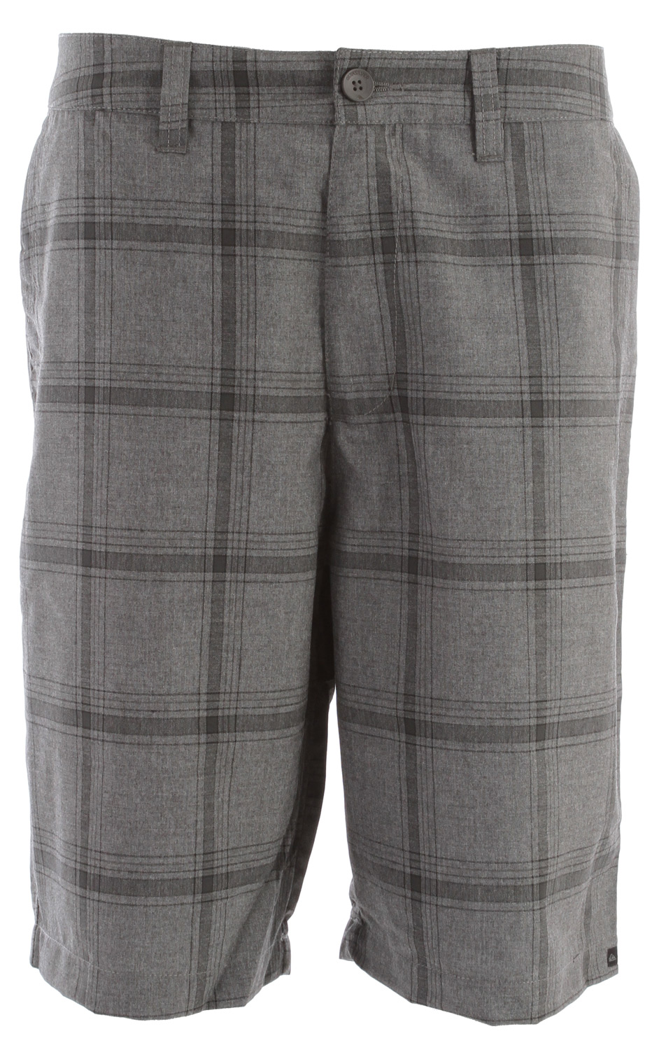 Surf We recommend wearing these regular fit shorts with a 9 iron and cleats.Key Features of the Quiksilver Regency 22In Shorts: 22 inch Outseam 65% Polyester 35% Viscose Garment wash with softener Imported - $35.95