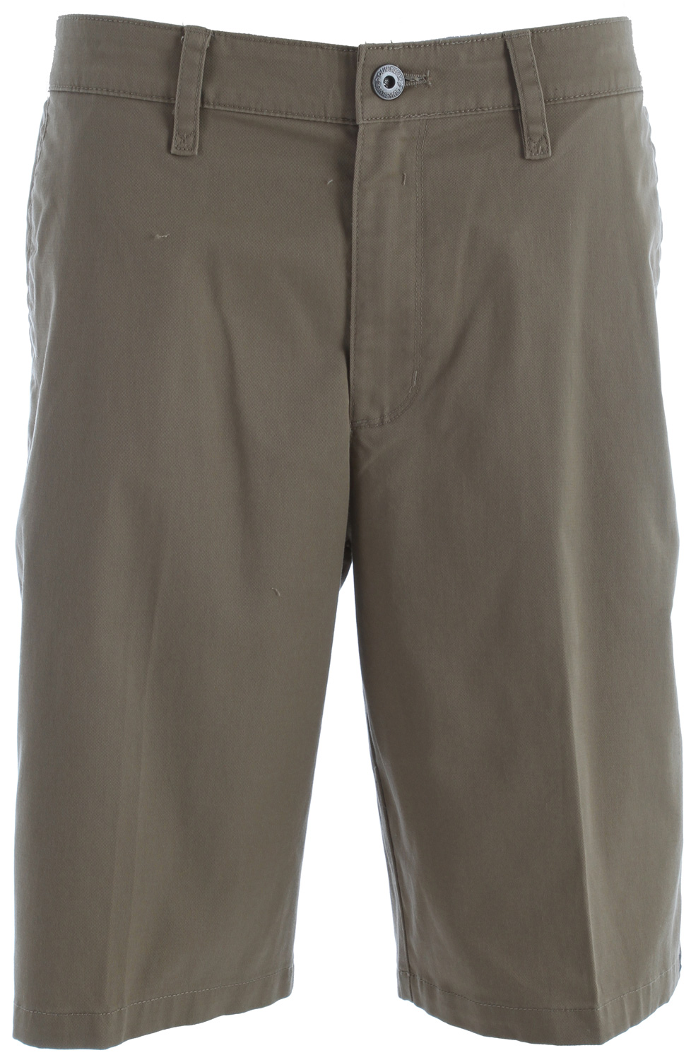 "Surf Key Features of the Quiksilver Union Shorts: Regular 22"" outseam 60% cotton 39% polyester 1% spandex Small box woven label at bottom hem Binding at front pocket opening Garment wash with silicone softener - $31.95"