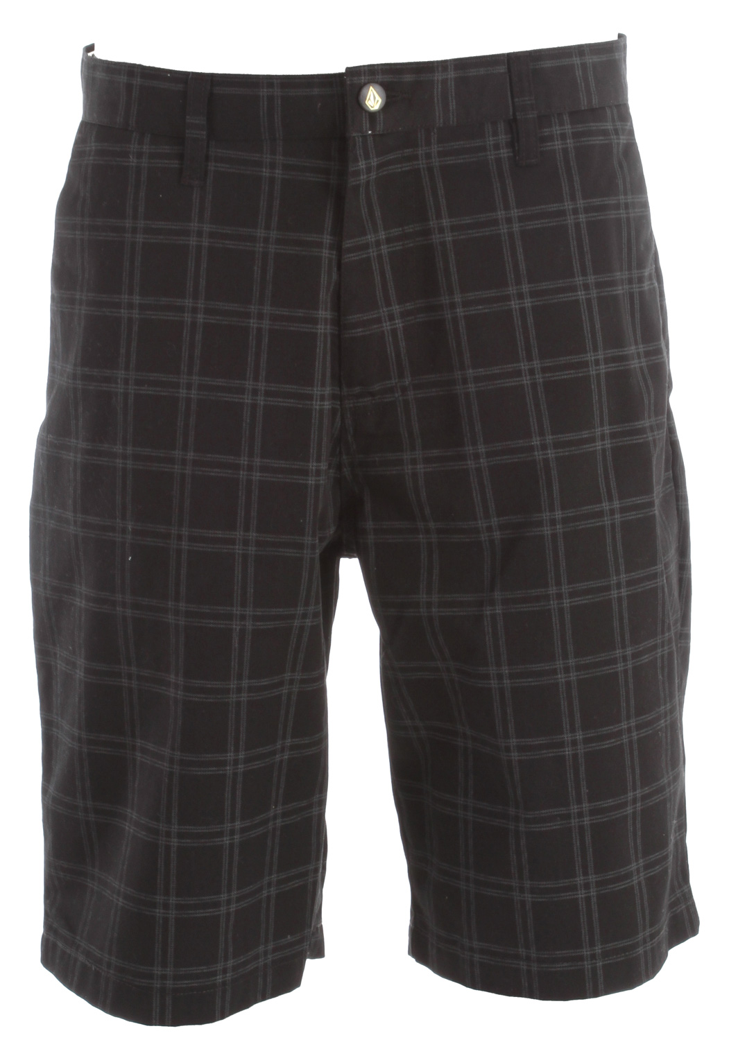 "Surf Frickin A these are the best frickin plaid shorts money can buy. All the classic elements are here, along with a 22"" outseam and relaxed fit just in case you want to throw out a quick skate sesh after school. 65% polyester / 35% cotton twill. - $33.95"