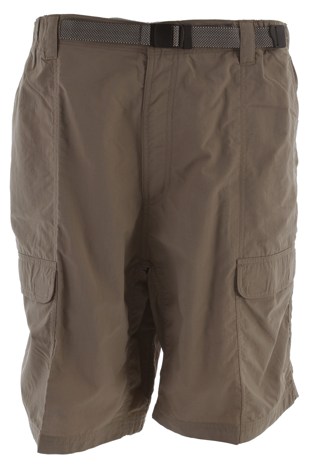 "Camp and Hike Throw on the Safari Short for your summer camping trips or fall day hikes. This versatile short is perfect for any season's activities. The lightweight fabric dries quickly, should you get wet.Key Features of the White Sierra Safari 10.5"" Shorts: 100% nylon rip stop woven UPF 30 Quick dry Velcro secure front and back pockets Gusseted crotch Jacquard belt Inseam: 8.5"" & 10.5"" - $31.95"